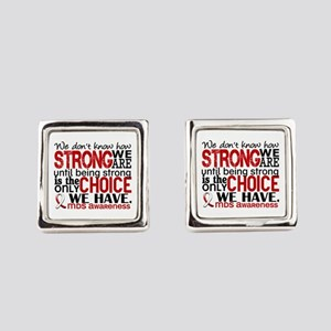 MDS How Strong We Are Cufflinks
