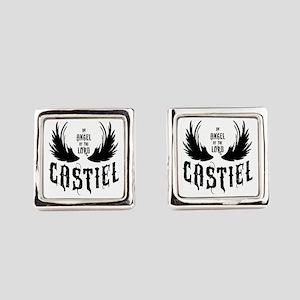 SUPERNATURAL Castiel Wings Cufflinks
