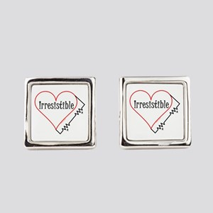 Irresistible Square Cufflinks