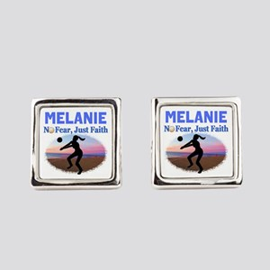 VOLLEYBALL STAR Square Cufflinks