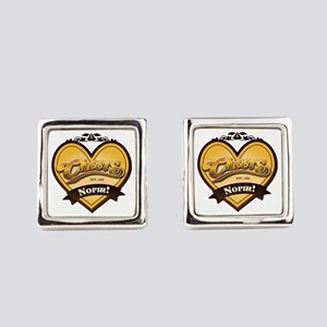 Cheers Norm Square Cufflinks