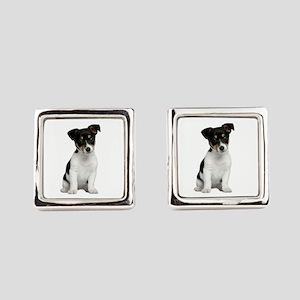 The Jack Russell Terrier Cufflinks