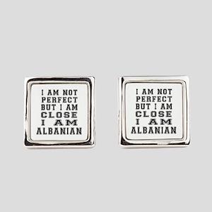 Albanian Designs Square Cufflinks