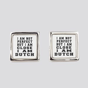 Dutch Designs Square Cufflinks