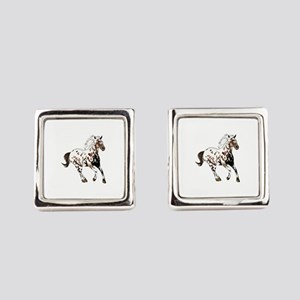 APPALOOSA HORSE Square Cufflinks