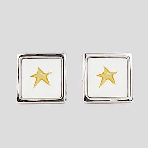 STAR Square Cufflinks
