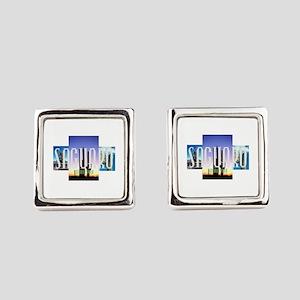 ABH Saguaro Square Cufflinks