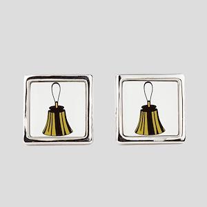 Handbell Square Cufflinks