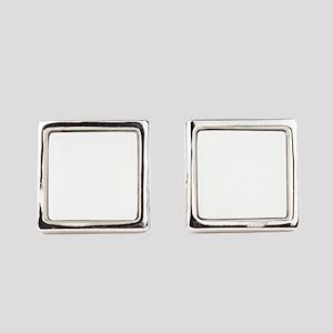 Property of ACME Square Cufflinks
