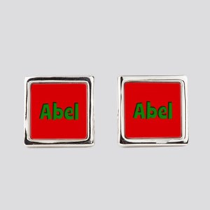 Abel Red and Green Cufflinks