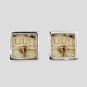 Names of Jesus Christ Cufflinks