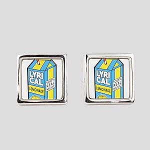 Lyrical Lemonade Square Cufflinks