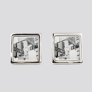 NY Broadway Times Square - Cufflinks