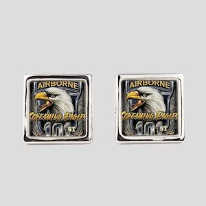 101st screamin eagles Cufflinks