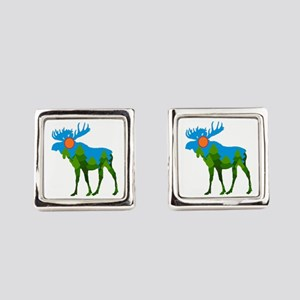 FOREST Square Cufflinks
