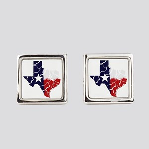 TEXAS Square Cufflinks