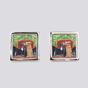 Antique Truck Cufflinks