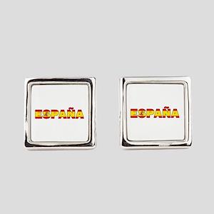 Espana Square Cufflinks