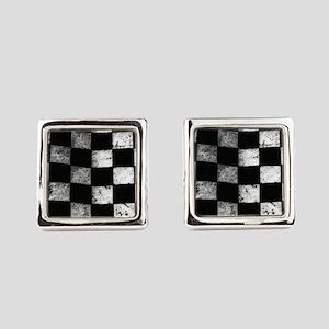 Checkered Flag Cufflinks