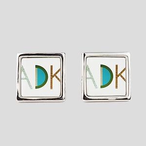 ADK Square Cufflinks