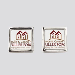Fuller Force Logo Square Cufflinks