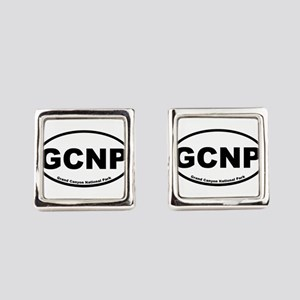 Grand Canyon National Park Square Cufflinks