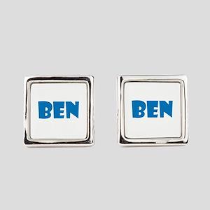 Ben Square Cufflinks