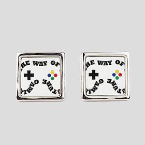 Future Gaming Square Cufflinks