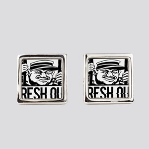 Fresh Out Square Cufflinks