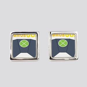 logo Square Cufflinks