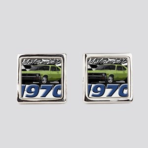 1970 Nova Square Cufflinks