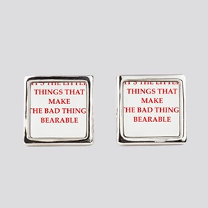 good Square Cufflinks
