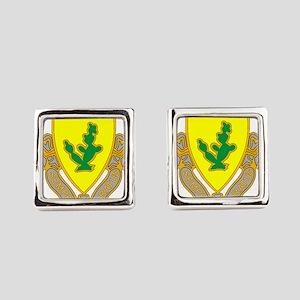 12th Cavalry Square Cufflinks