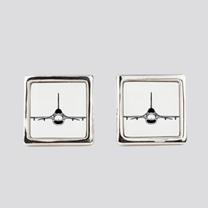 F-16 Fighting Falcon (front) Cufflinks