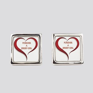 Forever Jersey Square Cufflinks