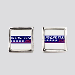 Anyone Else Square Cufflinks
