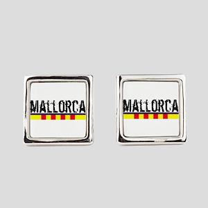 Mallorca Square Cufflinks