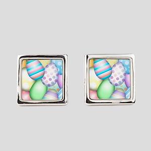 Decorated Eggs Cufflinks