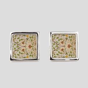William Morris Daffodil Cufflinks