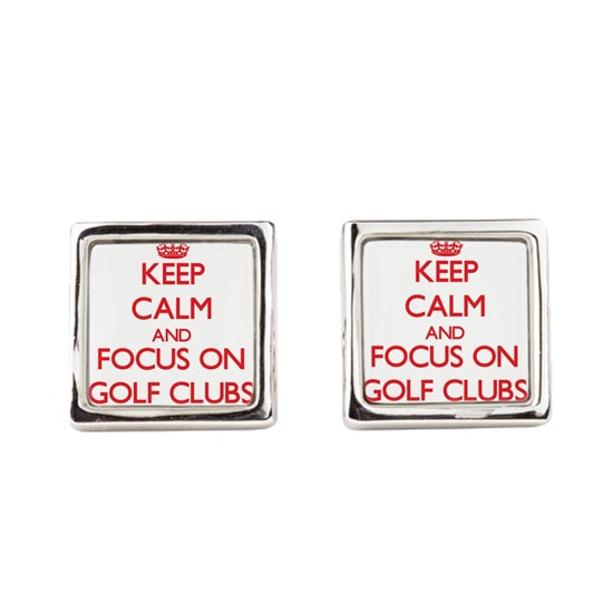 Keep Calm and focus on Golf Clubs