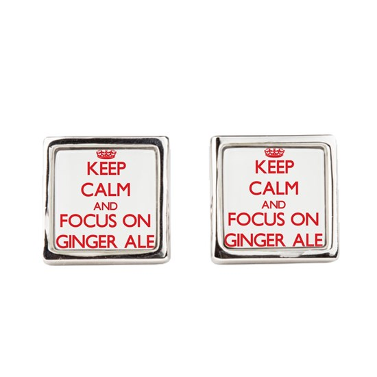 Keep Calm and focus on Ginger Ale