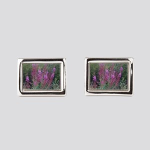 Bush on Fire(weed) Cufflinks