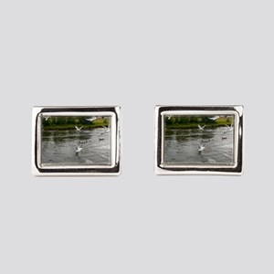 Flight on Water Cufflinks