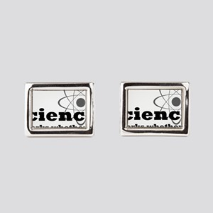 science Cufflinks