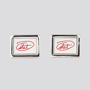 Stet Rectangular Cufflinks