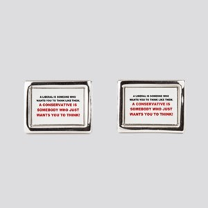 A Conservative Rectangular Cufflinks