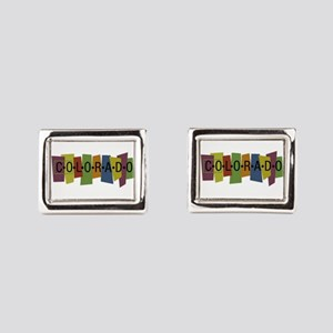 Colorado Rectangular Cufflinks
