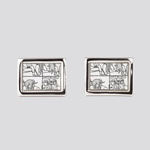 On The Sofa Cufflinks