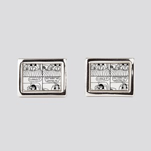 Late Night Cuddle Cufflinks