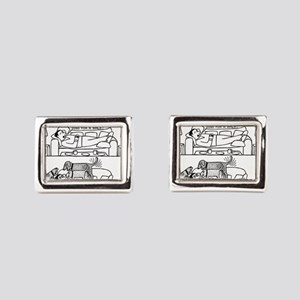 Afternoon Nap Cufflinks